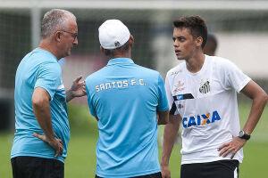 O técnico Dorival Júnior utilizará Matheus Ribeiro na lateral esquerda, antes ocupada pelo meia Jean Mota
