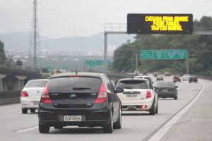 O feriado de Páscoa vai intensificar o movimento nas principais estradas que levam ao litoral