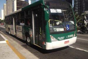 Prefeitura de São Paulo autoriza testes de ônibus sem cobrador