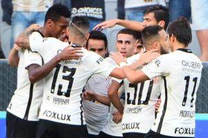 Corinthians fez 1 a 0 com Rodriguinho e conseguiu a vaga na semifinal
