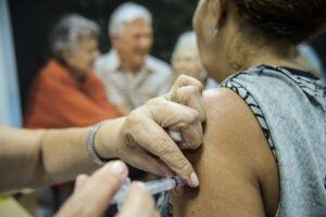 Santos já aplicou 28.464 doses contra a Influenza (gripe)