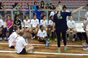Meninas do Santos/Cepe/Fupes enfrentam Guarulhos pela segunda rodada do Campeonato Paulista Júnior de Handebol Feminino