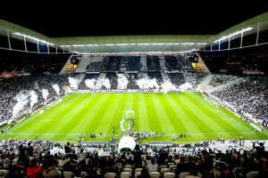 Corinthians fará sua primeira decisão de campeonato em Itaquera
