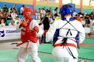Competição é organizada pela Federação Esportiva e Educacional Paulista de Karate (FEEPK)