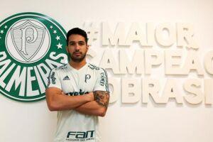 Luan chega ao Verdão com contrato até 2022