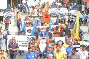 Hoje é o dia decisivo para sindicatos mostrarem sua força