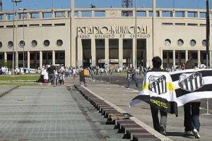 O Santos iniciou a venda de ingressos para o jogo de volta, contra a Ponte Preta, no Pacaembu