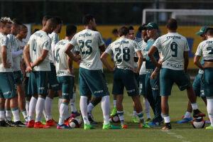 Palmeiras terá uma sequência de jogos importantes