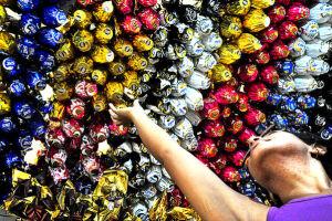 O chocolate subiu 12,61% em um ano