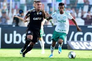 Palmeiras encontrou dificuldades diante da forte marcação da Ponte Preta