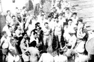 A prisão de sindicalistas no navio Raul Soares foi o divisior de águas no sindicalismo