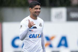 Renato não será problema para o Peixe no duelo contra o Independiente Santa Fe