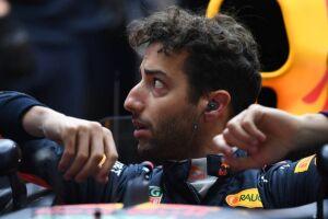 Ricciardo tem 12 pontos conquistados em 2017