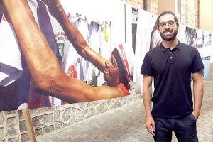 Fotógrafo, produtor cultural e educador, Rodrigo Montaldi Morales é repórter fotográfico do Diário do Litoral