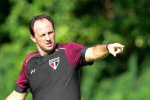Rogério Ceni pode poupar atletas pelo fato de a vaga estar bem encaminhada no Paulista