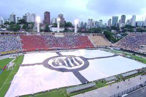 O Santos já vendeu cerca de sete mil ingressos para o jogo contra a Ponte Preta