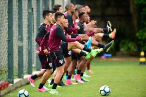 A atual situação do São Paulo na temporada não é nada confortável