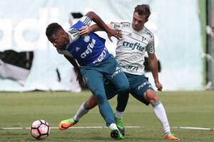 O Palmeiras deverá ter mudanças para o jogo desta quarta-feira, contra o Peñarol, pela Copa Libertadores