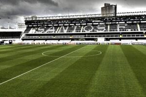 O Santos joga na Vila Belmiro nesta quarta-feira (26)