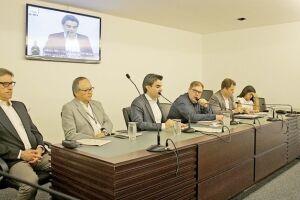 O prazo para entrega e funcionamento da UPA da ZN foi anunciado pelo secretário de Saúde de Santos, Fábio Ferraz