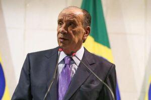 Aloysio Nunes afirmou que o protesto contra Lei de Migração foi feito por 'gatos pingados'