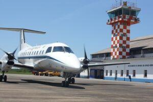Aeroporto Civil Metropolitano será instalado na Base Aérea de Santos, no Distrito de Vicente de Carvalho; prefeito quer assinar contrato no dia do aniversário da cidade