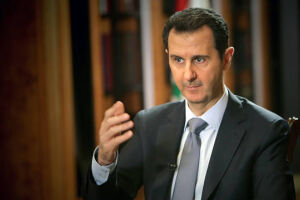 """O regime do ditador sírio, Bashar al-Assad, rejeitou """"categoricamente"""" as acusações feitas pelos Estados Unidos"""
