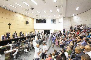 Câmara aprovou o fim do voto secreto em todas as deliberações em no plenário da Casa