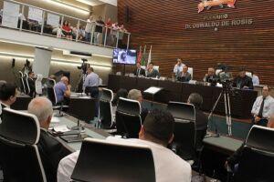 Situação do SAMU de Santos foi tema de ampla discussão durante a sessão de ontem, na Câmara