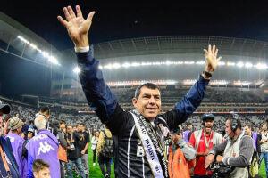 Fábio Carille é um dos principais destaques do 28º título paulista do clube