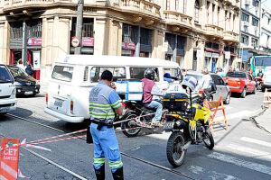 CET interditará algumas vias de Santos