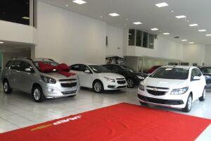 A venda de veículos teve queda de 3,6% em abril