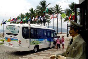 O tour conta com monitoria de guias de turismo da Setur e microônibus adaptado para pessoas com deficiência