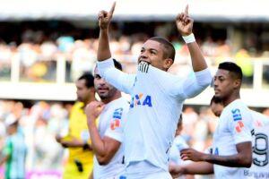David Braz anotou o único gol do Peixe na Vila. Porém, quem foi o destaque foi o goleiro Vanderlei