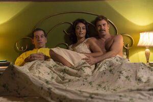 Leandro Hassum, Juliana Paes e Marcelo Farias formam o triângulo amoroso da nova adaptação para o cinema de 'Dona Flor e seus dois maridos'