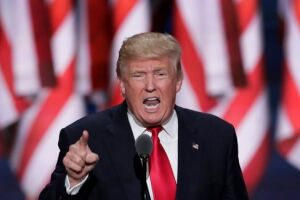 A Câmara dos Estados Unidos aprovou a lei da saúde proposta por Donald Trump
