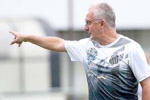 O técnico Dorival Júnior não deve promover mudanças para o jogo contra o Santa Fé, nesta quinta-feira, no Pacaembu