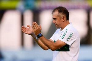 Com vaga antecipada, Eduardo terá paz na preparação para o Brasileiro