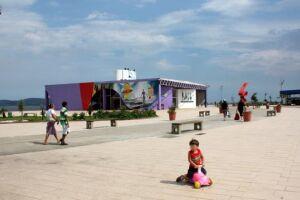 As atividades são gratuitas e acontecem às segundas, quartas e sextas, das 16h30 às 17h30, no Parque Roberto Mário Santini (emissário)
