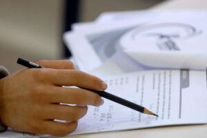 As provas serão aplicadas em dois domingo consecutivos, nos dias 5 e 12 de novembro