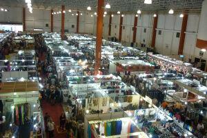 O evento será realizado no Mendes Convention Center, a partir da próxima sexta-feira (5), até dia 14