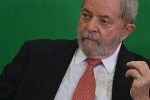 O ex-presidente Lula prestará depoimento nesta quara-feira (10)