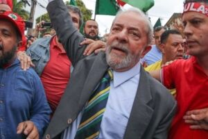O interrogatório do ex-presidente Lula já dura mais de três horas