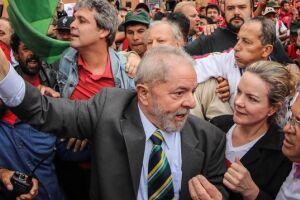 O depoimento do ex-presidente Lula chegou ao fim por volta das 19h desta quarta-feira (10)