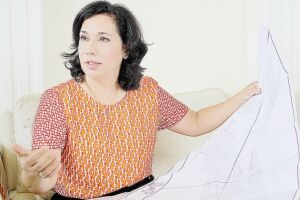 A Câmara de Guarujá reprovou as contas da ex-prefeita Maria Antonieta de Brito (PMDB)