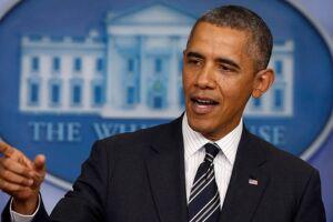 Barack Obama disse que o setor privado do seu país continuará avançando nas energias limpas