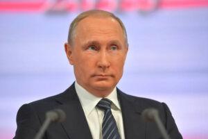 """""""Para uma luta efetiva contra o terrorismo, o extremismo, o neonazismo e outras ameaças, é necessária a unidade de toda a comunidade internacional, disse o presidente Vladimir Putin"""