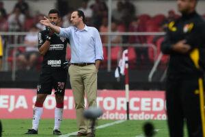 Renan Ribeiro foi o escolhido de Rogério Ceni nos últimos cinco jogos do São Paulo