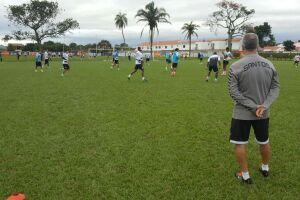 Dorival pode promover três mudanças em relação à equipe que perdeu para o Fluminense