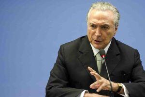 O STF divulgou o áudio do diálogo entre o presidente Michel Temer e Joesley Batista
